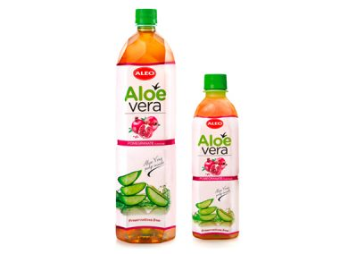 ALEO Pomegranate flavour