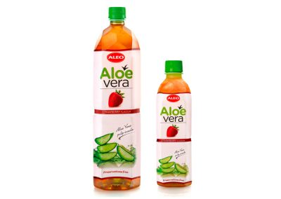 ALEO Strawberry flavour