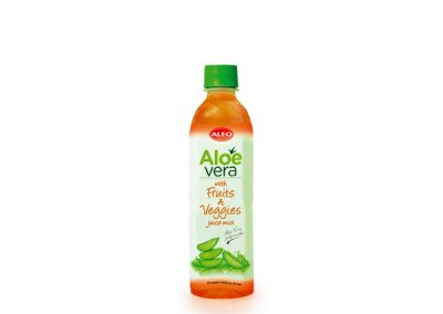 ALEO with Fruits&Veggies juice
