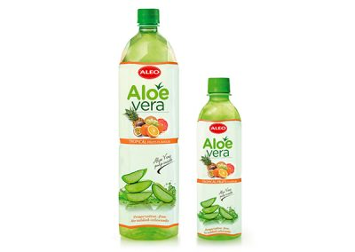 ALEO Tropical fruits flavour
