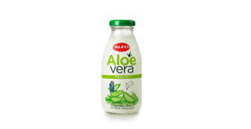 Now Aloe Vera drink ALEO Premium available in 300ml GLASS bottle!
