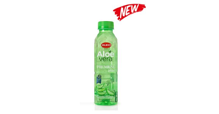 "Aloe Vera drink ALEO ""Premium Plus"""