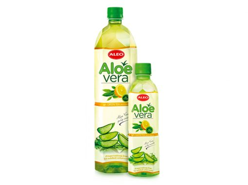 ALEO Green tea spec