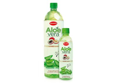 ALEO Lychee flavour