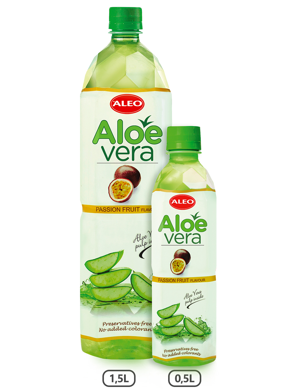 ALEO Coconut couple