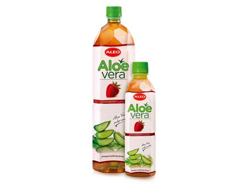 ALEO Strawberry couple