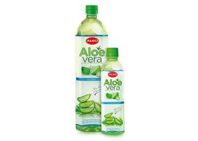 ALEO с кокосовым соком