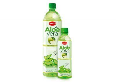 ALEO со вкусом зелёного яблока