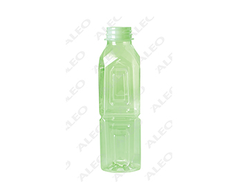 500ml SQUARE PET BOTTLE (38mm CAP)