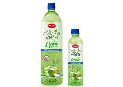 ALEO LIGHT Coconut flavour